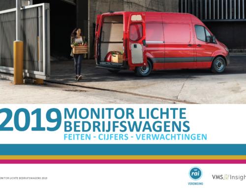 Allereerste Monitor Lichte Bedrijfswagens gepresenteerd op Bestelauto EXPO